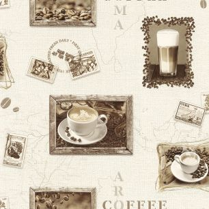Tapet cafea colectia Elegantza 2020 cod 855104
