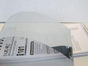 Folie de protectie solara Bruxsafol cod 101 - Folii efect oglinda redus