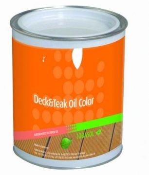 Ulei de impregnare pentru suprafețe din lemn în aer liber Deck&Teck color, LOBA, 0.75ml cod 10615-C-0.75 - Intretinere si curatare