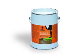 Ulei de impregnare pentru suprafețe din lemn în aer liber Deck&Teck transparent, LOBA, 2.5l cod 10615-T-2.5 - Pardoseli