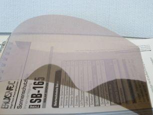 Folie de protectie solara Bruxsafol cod SB 165 - Folii efect oglinda redus