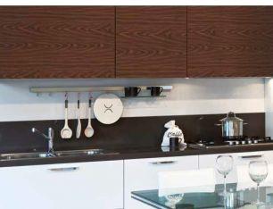 Folie autocolanta d-c-fix pentru mobilier model Stejar inchis rustic cod 200-2165 15m x 45cm - Folii decorative lipire adeziv
