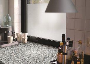 Folie autocolanta d-c-fix pentru mobilier model Piatra gri negru cod 200-2574 - D-C-Fix