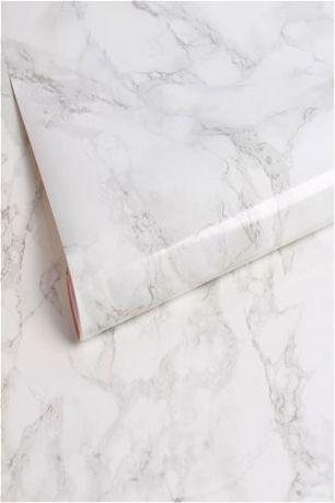 Folie autocolanta d-c-fix pentru mobilier model Marmura gri cu alb cod 200-5312 15m x 90cm - Marmura