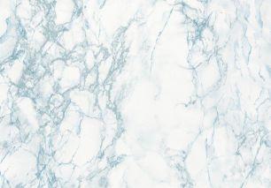 Folie autocolanta d-c-fix pentru mobilier model Marmura albastru cu alb cod 200-5322 15m x 90cm - Marmura