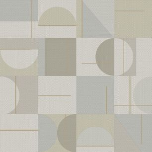 Tapet geometric colectia Home Design cod 24911 - Tapet clasic