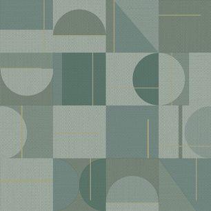Tapet geometric colectia Home Design cod 24912 - Tapet clasic