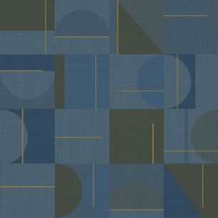 Tapet geometric colectia Home Design cod 24914 - Tapet clasic