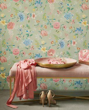 Tapet floral Eijffinger colectia Pip Studio 5 cod 300103 - Tapet modern