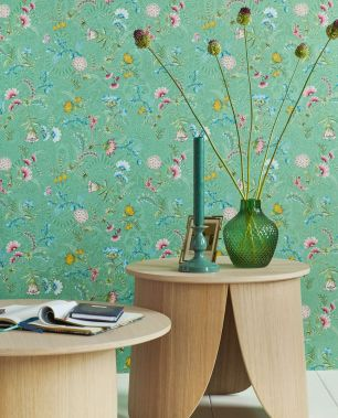 Tapet floral Eijffinger colectia Pip Studio 5 cod 300124 - Tapet modern