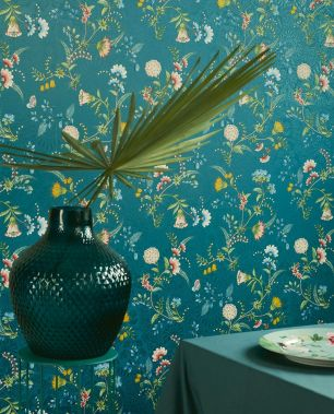 Tapet floral Eijffinger colectia Pip Studio 5 cod 300125 - Tapet modern
