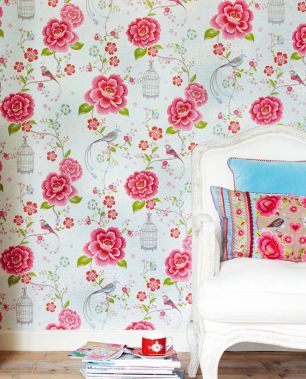 Tapet floral Eijffinger colectia Pip Studio 5 cod 300161 - Tapet modern
