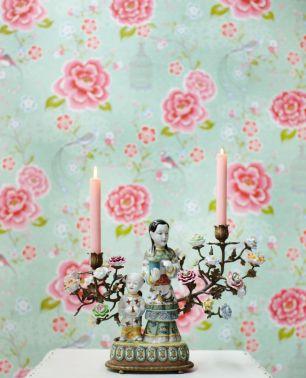 Tapet floral Eijffinger colectia Pip Studio 5 cod 300162 - Tapet modern