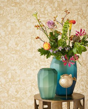 Tapet floral Eijffinger colectia Museum cod 307341 - Tapet floral