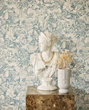 Tapet floral Eijffinger colectia Museum cod 307343 - Tapet floral