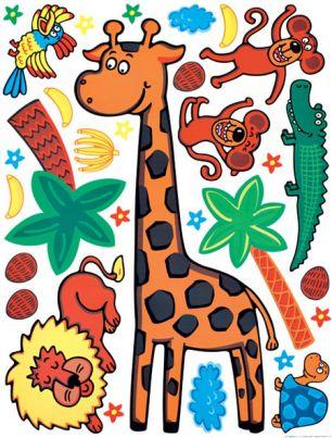 Sticker decorativ d-c-fix model pentru copii cod 3500113 - Stickere