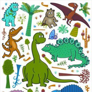 Sticker decorativ d-c-fix model pentru copii cod 3500115 - Stickere