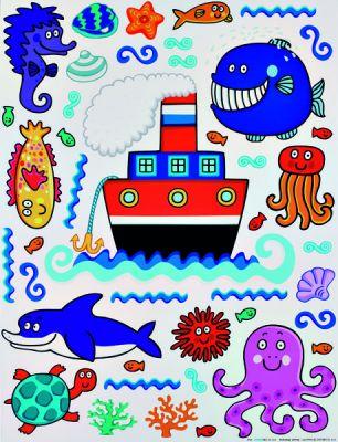 Sticker decorativ d-c-fix model pentru copii cod 3500013 - Stickere