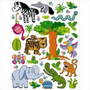 Sticker decorativ d-c-fix model pentru copii cod 3500206 - Stickere