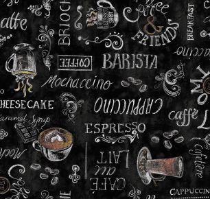 Fata de masa la rola model cafea d-c-home cod 385-9009 140cm x 20m - Perdele si Accesorii
