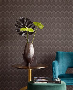 Tapet geometric Eijffinger colectia Topaz cod 394524 - Tapet bucatarie