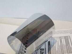 Folie de securizare cu protectie solara Bruxsafol cod 410 - Folii efect oglinda