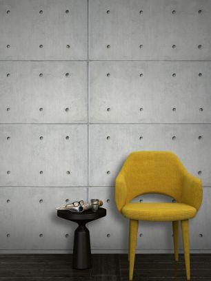 Tapet Rasch colectia Brick Lane I cod 425826 - Tapet piatra-lemn-beton