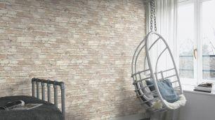 Tapet caramida Rasch colectia Factory IV cod 428049 - Tapet modern