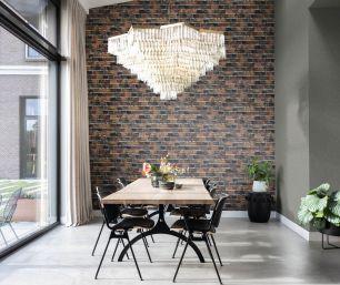 Tapet caramida Rasch colectia Home Design cod 428063 - Tapet bucatarie