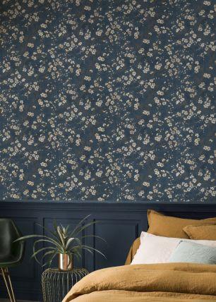 Tapet floral Rasch colectia Denzo II cod 456738 - Tapet bucatarie