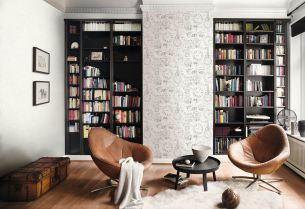 Tapet Rasch colectia Home Design cod 649208 - Tapet bucatarie