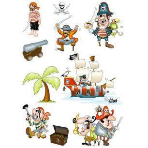 Sticker decorativ d-c-fix model pentru copii cod 3500204 - Stickere