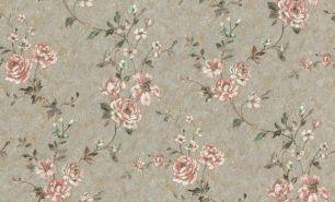 Tapet floral Factory Style Rasch colectia Elegantza 2023 cod 947526 - Tapet bucatarie