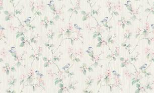 Tapet pasari Victoria Rasch colectia Elegantza 2023 cod 970715 - Tapet floral