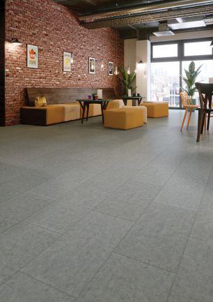 Pardoseala vinil LVT Brooklyn Concrete Aroq Stone Arbiton - LVT