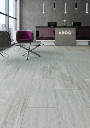 Pardoseala vinil LVT Soho Concrete Aroq Stone Arbiton - LVT