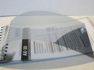 Folie de protectie solara Bruxsafol cod AX 30 - Folii efect oglinda