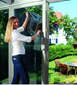 Folie protectie solara d-c-fix cod 339-2000 2 m x 0.92 m - Folii efect oglinda redus