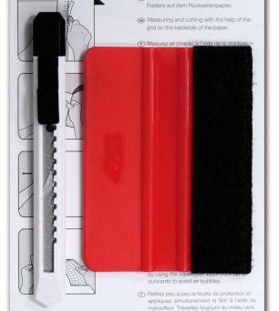 Kit de montaj pentru foliile autocolante si electrostatice - Folii decorative la bucata