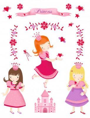 Sticker decorativ d-c-fix model pentru copii cod 3500181 - Stickere