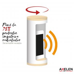 Dispozitiv antiradiatii telefon mobil alb - Confort si siguranta in familia si casa ta