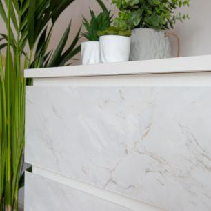 Folie autocolanta d-c-fix pentru mobilier model marmura Romeo cod 200-8295 - Folii decorative