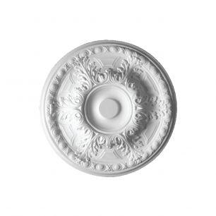 Rozeta Prisca - Elemente decorative