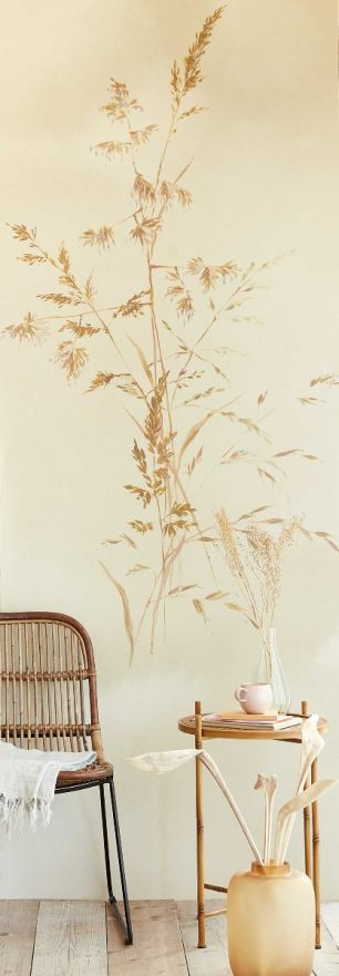 Tapet natura Twigs Eijffinger colectia Waterfront panel cod 300903 - Tapet floral