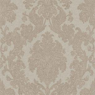 Tapet baroc floral bej colectia Modern&Classic Design cod Z63016 - Tapet clasic