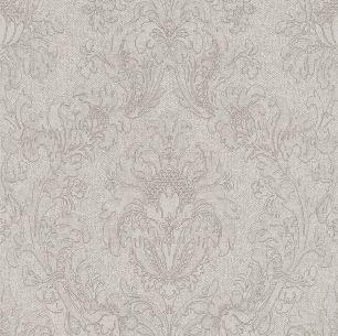 Tapet baroc floral gri colectia Modern&Classic Design cod Z63023 - Cele mai vandute