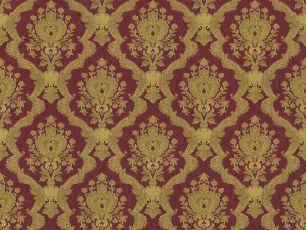 Tapet baroc floral visiniu auriu colectia Modern&Classic Design cod Z72046 - Cele mai vandute