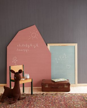 Tapet copii Chalkboard Eijffinger colectia Mini Me cod 399022 - Tapet camera copii