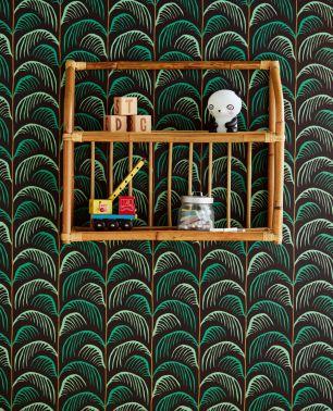 Tapet copii jungla Eijffinger colectia Mini Me cod 399073 - Tapet camera copii