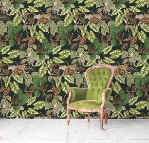 Fototapet frunze exotice colectia Select.D cod TD4113 - Tapet floral